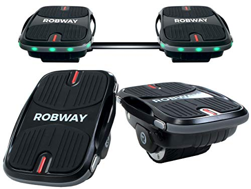 Robway S1 Hovershoes - 2-in-1 Hoverboard
