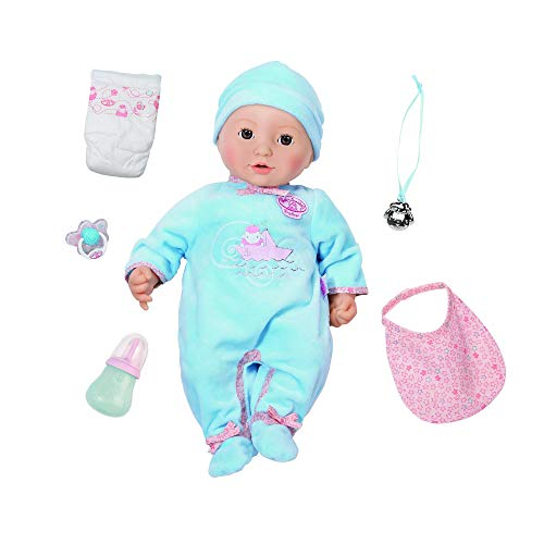 Baby Annabell 794654 Funktionspuppe, Mehrfarbig