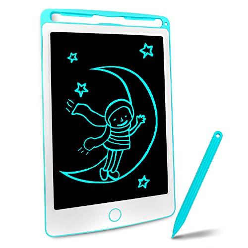Richgv LCD-Schreibtafel, LCD-Zeichenbrett für Kinder und Erwachsene 8,5-Zoll-tragbare Digitale...