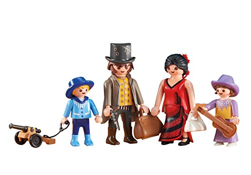 Playmobil 6323 Western-Familie (Folienverpackung) [Spielzeug]