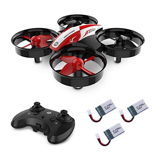 Holy Stone HS210 Mini Drohne für Kinder, RC Quadrocopter Ferngesteuert mit 3 Akkus, 21 Min. Lange...