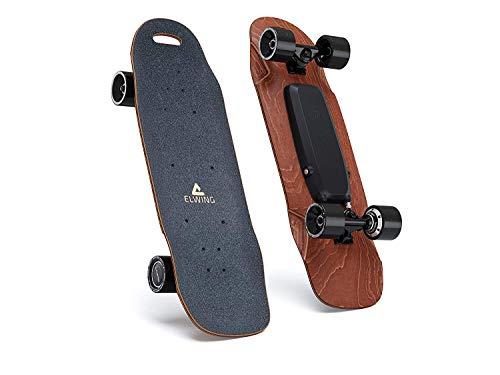 Elwing E Skateboard Nimbus 2019 • Elektro Skateboard Mit Fernbedienung • 4,9Kg • Bis zu 32Km/h •...