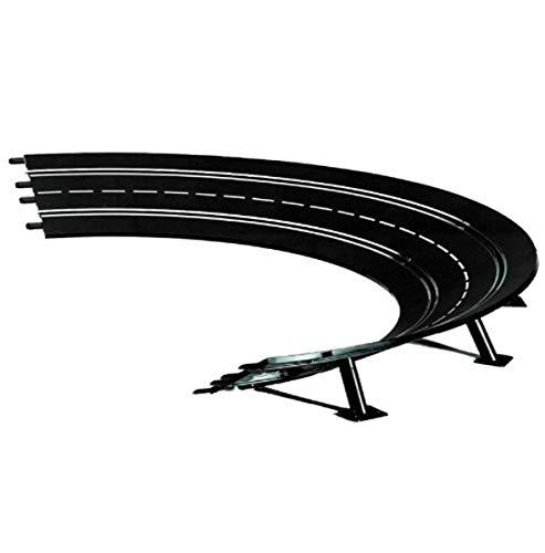 Carrera EXCLUSIV & EVOLUTION Steilkurven 2/30°, 6 Stück 20020575 Erweiterungsartikel