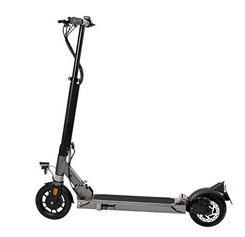 L.A. Sports Elektro Scooter Speed Deluxe Faltbarer E-Scooter ABE Straßenzulassung bis 20kmh Li-Ion Akku...