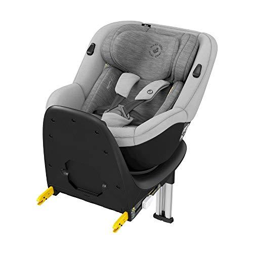 Maxi-Cosi Mica, 360° drehbarer i-Size Kindersitz inkl. ISOFIX Basis, Gruppe 0/1 Autositz (bis ca. 105 cm...