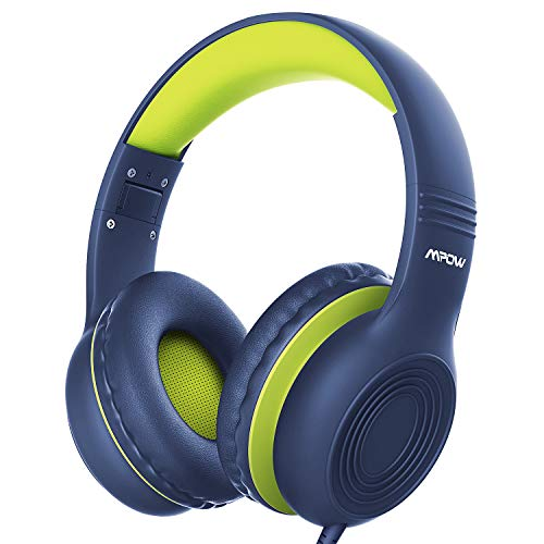 Kinder Kopfhörer, Mpow CH6 Kopfhörer für Kinder mit 85dB Lautstärkeregler Schalter Over-Ear...