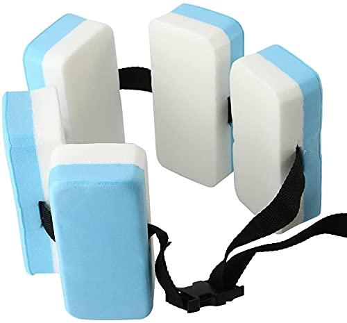 Verstellbarer Schwimmgurt für Kinder Eva Schaumgürtel für Schwimmübungen 123