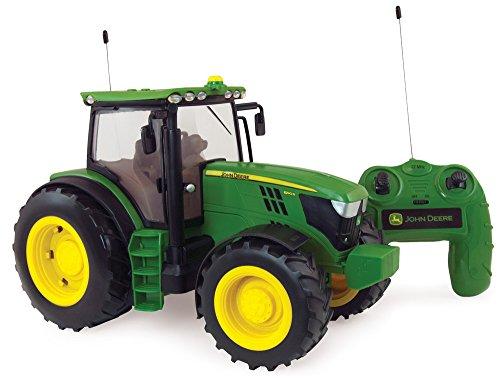 Radio Controlled JD6190R Traktor, das originalgetreue Replikat im Maßstab 1:16 mit Fernsteuerung,...