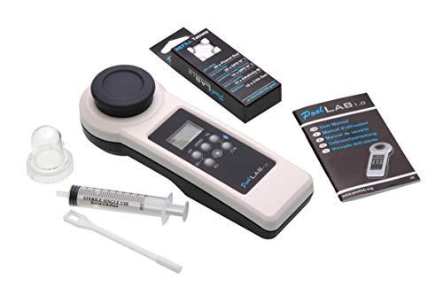 Elektronischer Wassertester 'PoolLAB' von POWERHAUS24