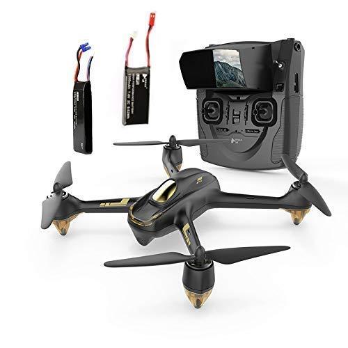 Hubsan H501S X4 Brushless FPV GPS Quadrocopter 5.8 Ghz Drohne mit 1080P Full HD Kamera und Follow-Me...