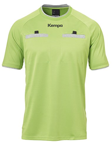 Kempa Kinder Schiedsrichter Trikot-200310104 Trikot, Hope grün, 164