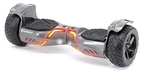 Robway X2 Hoverboard - Das Original - Offroad Edition - Samsung Marken Akku - Self Balance - Bluetooth...