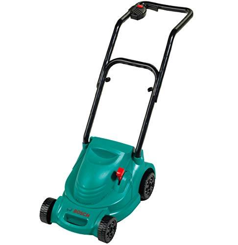 Theo Klein 2702 Bosch Rotak Rasenmäher I Mit Knattergeräusch beim Fahren I Maße: 66 cm x 25 cm x 49 cm...