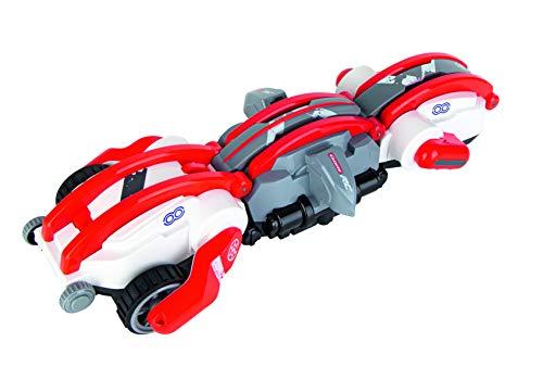Carrera RC 2,4GHz FoldNRoll Racer I ferngesteuertes Auto ab 6 Jahren I Stunt-Car mit Fernbedienung, Akku...