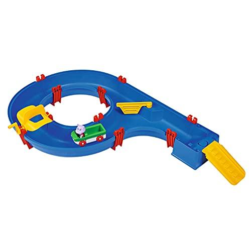 AquaPlay - AmphieSet - 88x50x13 cm große Wasserbahn, ideales Einsteigermodell, inklusive 1x Spielfigur...