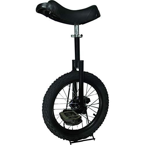 SYCHONG Kinder/Erwachsenen-Trainer Einrad, Gleichgewicht Bikes Schubkarre, Gummireifen Anti-Sliding...