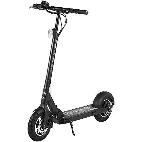 Egret TheUrban #HMBRG V2 e-Scooter, Farbe:schwarz