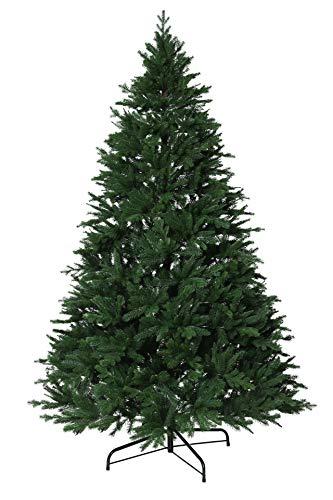 Vivanno Künstlicher Weihnachtsbaum Tannenbaum Premium Nordmanntanne (300 cm)