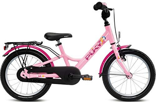 Puky Youke 16''-1 Alu Kinder Fahrrad rosa