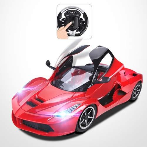 Lihgfw Fernbedienung Auto Ladesportwagen Elektroauto Racing Lenkrad Kinder Toy Drift Bestes...
