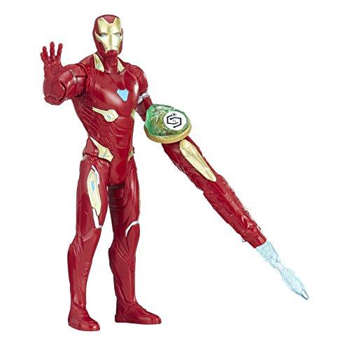 Marvel Avengers Infinity War Iron Man Figur, E1406, 15 cm