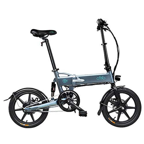 CHIGANT 14/16 Inch Elektrofahrrad Faltrad Klapprad, E-Bike mit 250W Heckmotor, 36V 7.8Ah / 10.4Ah...