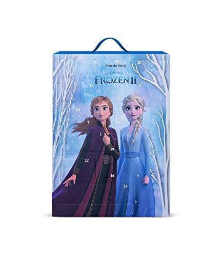 SIX Frozen II Adventskalender für Kinder mit hübschen Schmuckstücken und Accessoires zum Aufhängen...