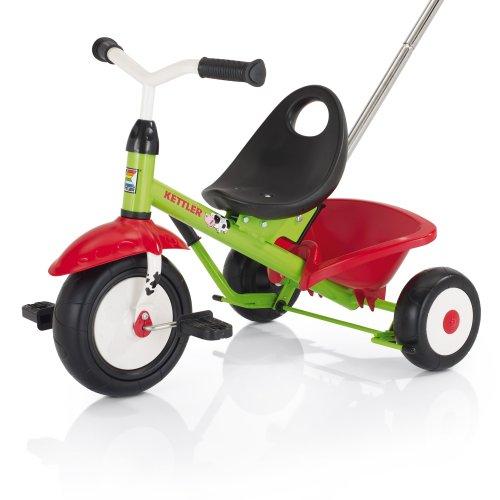 Kettler Funtrike Emma - das coole Dreirad mit Schiebestange - Kinderdreirad für Kinder ab 2 Jahren -...