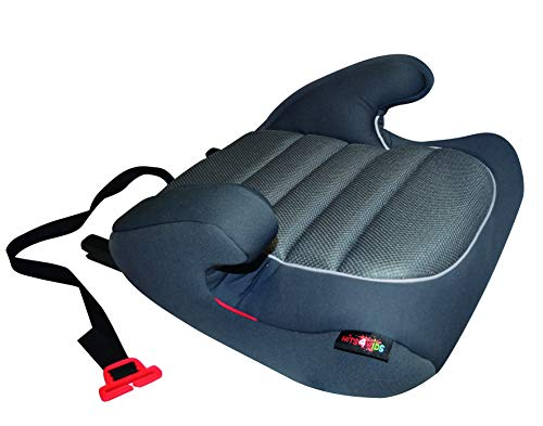 HiTS4KiDS AZKFZ066 Kindersitzerhöhung mit ISOFIX und GURTFIX, Auto-Sitzerhöhung, Kindersitz, 15-36 kg,...