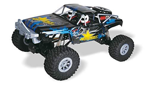 Amewi 22412 Rock Crawler im Maßstab 1:10, 4WD Antrieb, 2 Motoren, Wassergeschützter Elektronik, 2,4GHz...