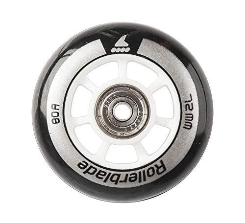 Rollerblade Unisex– Erwachsene 72Mm/80A + Sg5 Räder, Neutral, UNIC
