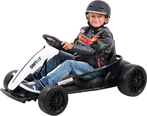 Actionbikes Motors Kinder Elektroauto GoKart - 2 x 350 Watt Motor - 2 x 12 Volt 7 Ah Batterie -...
