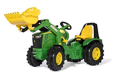 Trettraktor 'rollyX-Trac Premium John Deere' von Rolly Toys