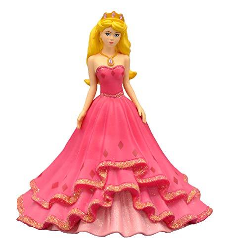 Bullyland 80754 - Spielfigur, Prinzessin Sabia mit Glitzersteinen, ca. 10 cm, ideal als Torten-Figur,...
