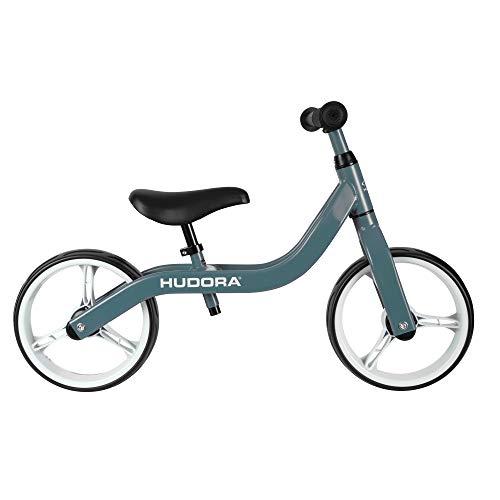 HUDORA Laufrad Ultralight Alu, blau | Superleichtes Kinder Laufrad - nur 2,7 kg | Lauflernrad mit extra...