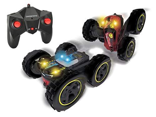 Dickie Toys RC Tumbling Flippy, ferngesteuertes Spielzeugauto, Rotations- und Flip-Funktion, für...