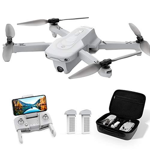 Holy Stone HS175 Drohne mit 2K HD Kamera,Faltbar RC Quadcopter mit GPS Rückkehr,5G FPV Live...