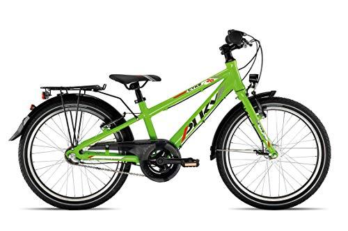 Puky Cyke 20-3 Light Alu Kinder Fahrrad grÃŒn