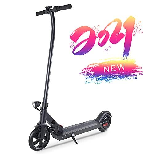 Windgoo Elektroroller, Faltbarer E-Scooter Maximale Geschwindigkeit 20 km/h Anti Rutsch Reifenhöhe...
