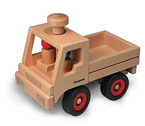 Fagus Unimog Holzfahrzeug | Modell: 10.02 (ab 3 Jahren)