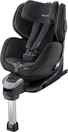 Recaro Zero.1 Kindersitz Performance Black