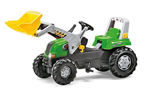 Rolly Toys Traktor / rollyJunior RT Trettraktor (inkl. rollyJunior Lader, verstellbarem Sitz,...