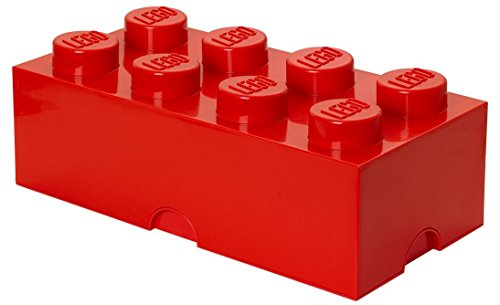 Aufbewahrungsbox 'Aufbewahrungsstein mit 8 Noppen' von LEGO