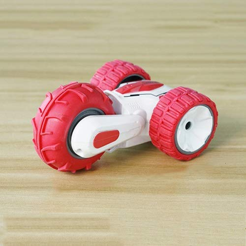 Lihgfw Rc Stunt Autos für Kinder 4wd 2.4ghz Fernbedienung rennen Stunt Autos mit Scheinwerfer 360 °...