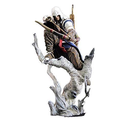 KLEDDP Spielzeugmodell Anime-Figur Assassin's Creed Souvenir/Sammlerstücke/Kunsthandwerk/Geschenk...