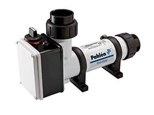 Pahlen Elektroheizer aus Kunststoff mit Heizstab aus Incoloy 6,0 kW