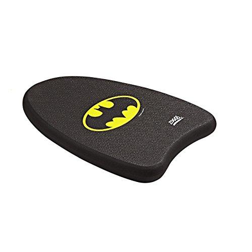 Zoggs Kinder Batman-Mini Kickboard Schwimmlernhilfe, Black, 3-12 Jahre