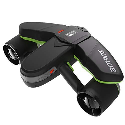 WINDEK SUBLUE Navbow Smart Unterwasser-Scooter mit Action-Kamera-Halterung, OLED-Display, 40 m...