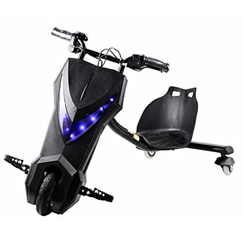 Elektro Driftscooter Electric Drift Trike Kart, 3 Geschwindigkeiten, 250W Motor, 60 Kg Max. Zuladung