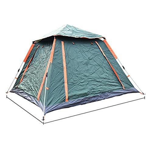 MFXI 4/6 Personenzelt, Familienzelte für Camping, Wasserbeständigkeit, leichte, dauerhafte...